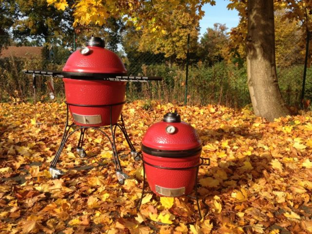 What is a kamado? a Ceramic kiln